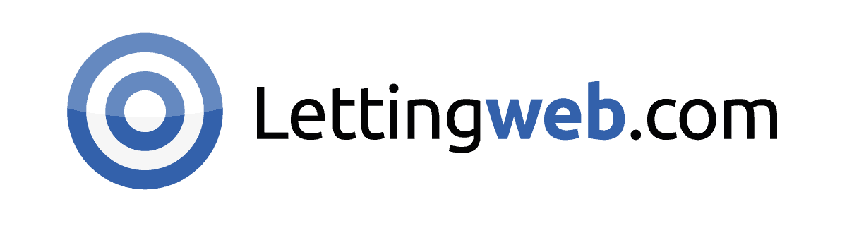 letting web logo